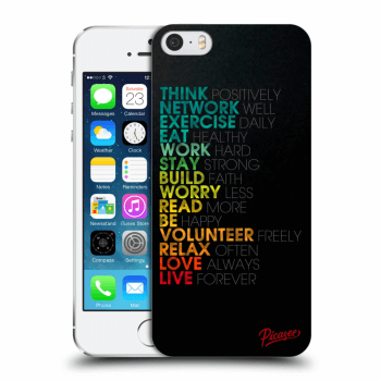 Obal pro Apple iPhone 5/5S/SE - Motto life