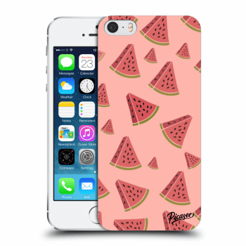 Obal pro Apple iPhone 5/5S/SE - Watermelon