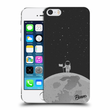 Obal pro Apple iPhone 5/5S/SE - Astronaut