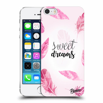 Obal pro Apple iPhone 5/5S/SE - Sweet dreams
