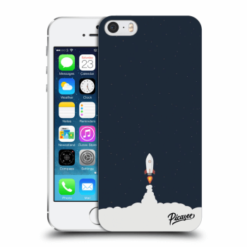 Obal pro Apple iPhone 5/5S/SE - Astronaut 2