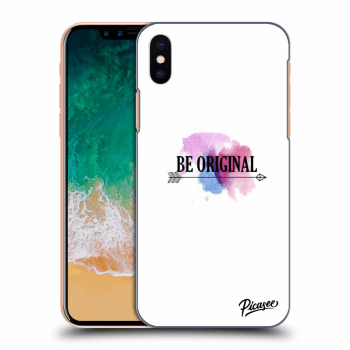 Obal pro Apple iPhone X/XS - Be original