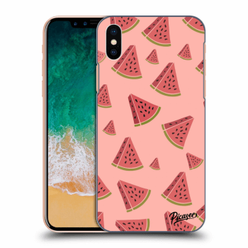 Obal pro Apple iPhone X/XS - Watermelon