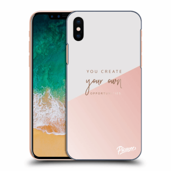 Obal pro Apple iPhone X/XS - You create your own opportunities