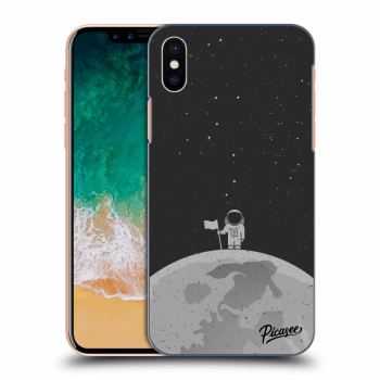 Obal pro Apple iPhone X/XS - Astronaut