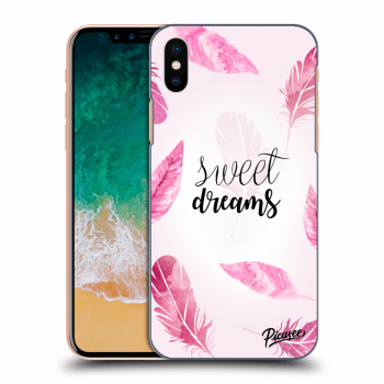 Obal pro Apple iPhone X/XS - Sweet dreams