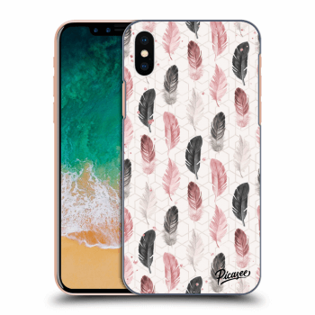Obal pro Apple iPhone X/XS - Feather 2