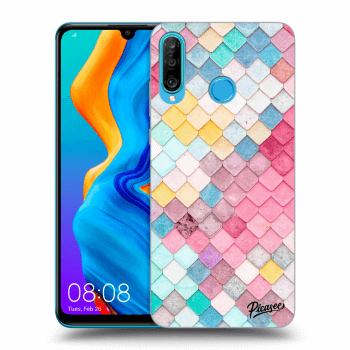 Obal pro Huawei P30 Lite - Colorful roof