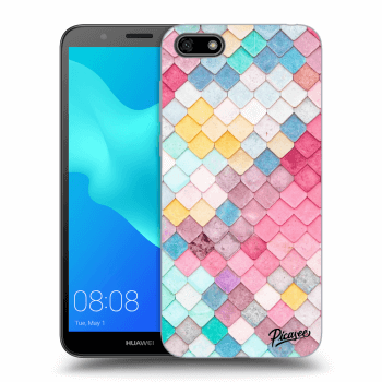 Obal pro Huawei Y5 2018 - Colorful roof