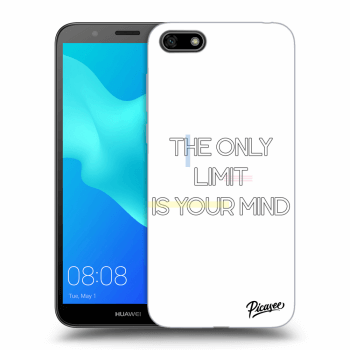 Obal pro Huawei Y5 2018 - The only limit is your mind