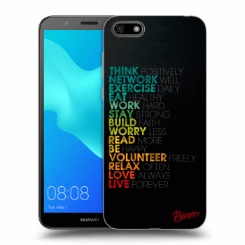 Obal pro Huawei Y5 2018 - Motto life