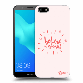Obal pro Huawei Y5 2018 - Belive in yourself