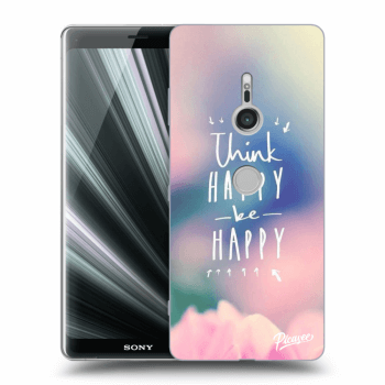 Obal pro Sony Xperia XZ3 - Think happy be happy