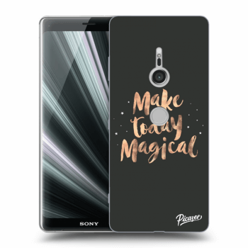 Obal pro Sony Xperia XZ3 - Make today Magical