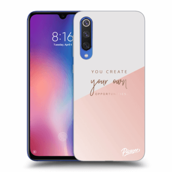 Obal pro Xiaomi Mi 9 SE - You create your own opportunities
