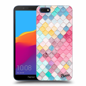 Obal pro Honor 7S - Colorful roof