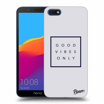 Obal pro Honor 7S - Good vibes only