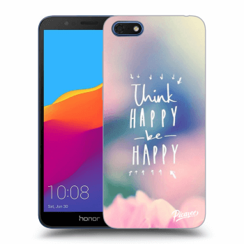 Obal pro Honor 7S - Think happy be happy