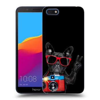 Obal pro Honor 7S - French Bulldog
