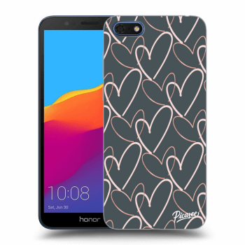 Obal pro Honor 7S - Lots of love