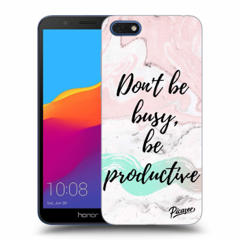 Obal pro Honor 7S - Don't be busy, be productive