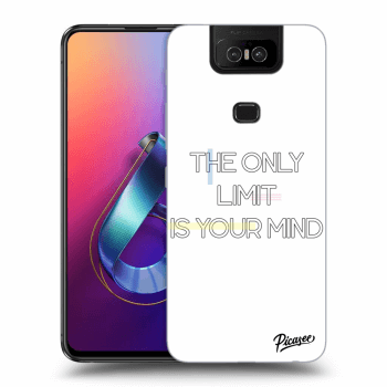 Obal pro Asus Zenfone 6 ZS630KL - The only limit is your mind