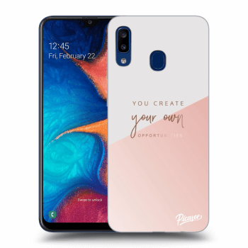 Obal pro Samsung Galaxy A20e A202F - You create your own opportunities