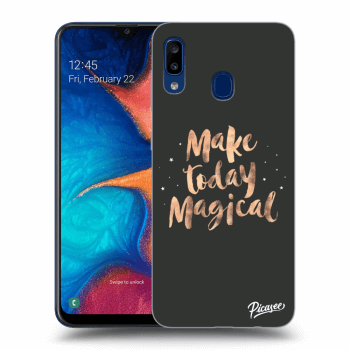 Obal pro Samsung Galaxy A20e A202F - Make today Magical