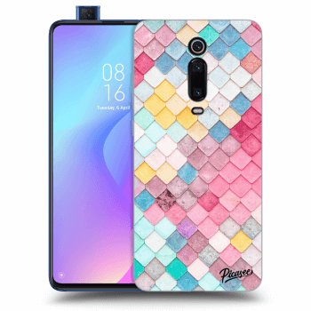 Obal pro Xiaomi Mi 9T (Pro) - Colorful roof