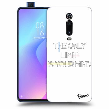 Obal pro Xiaomi Mi 9T - The only limit is your mind