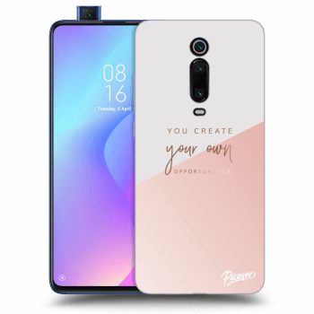 Obal pro Xiaomi Mi 9T (Pro) - You create your own opportunities