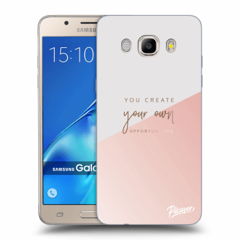 Obal pro Samsung Galaxy J5 2016 J510F - You create your own opportunities