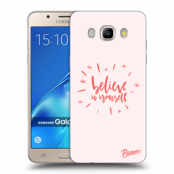 Obal pro Samsung Galaxy J5 2016 J510F - Belive in yourself
