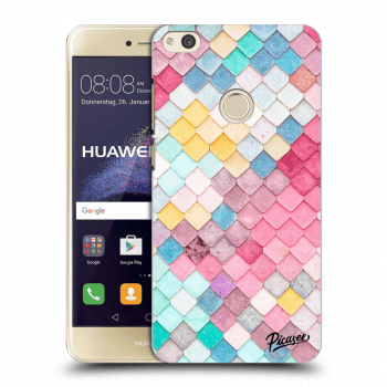 Obal pro Huawei P9 Lite 2017 - Colorful roof