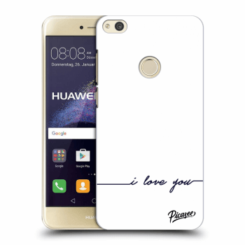 Obal pro Huawei P9 Lite 2017 - I love you