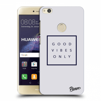 Obal pro Huawei P9 Lite 2017 - Good vibes only