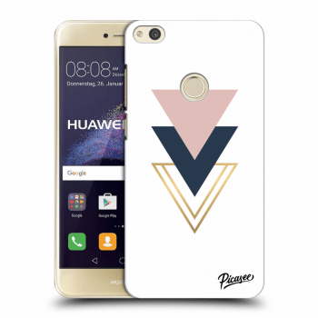 Obal pro Huawei P9 Lite 2017 - Triangles