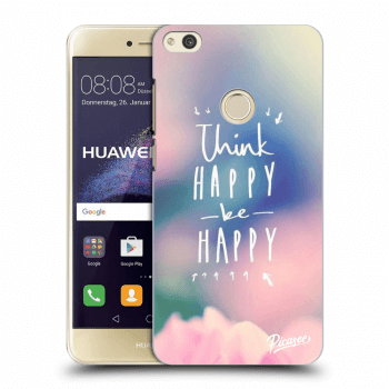 Obal pro Huawei P9 Lite 2017 - Think happy be happy