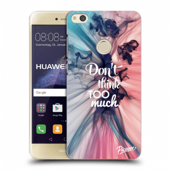Obal pro Huawei P9 Lite 2017 - Don't think TOO much