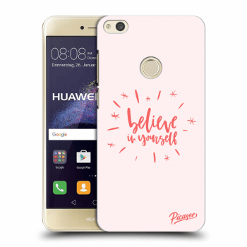 Obal pro Huawei P9 Lite 2017 - Believe in yourself