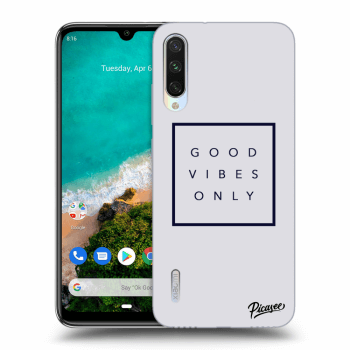 Obal pro Xiaomi Mi A3 - Good vibes only