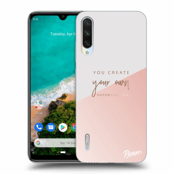 Obal pro Xiaomi Mi A3 - You create your own opportunities