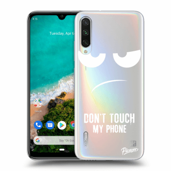 Obal pro Xiaomi Mi A3 - Don't Touch My Phone