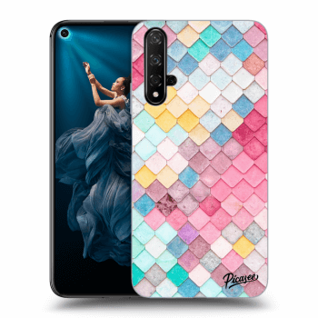 Obal pro Honor 20 - Colorful roof