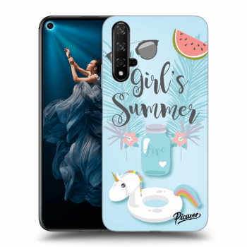 Obal pro Honor 20 - Girls Summer