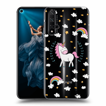 Obal pro Honor 20 - Unicorn star heaven