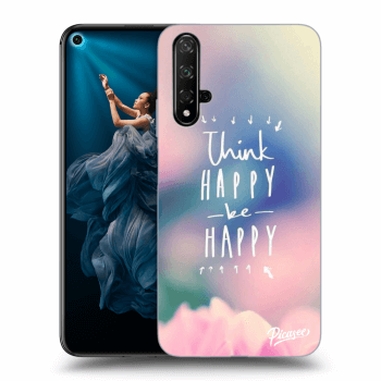 Obal pro Honor 20 - Think happy be happy