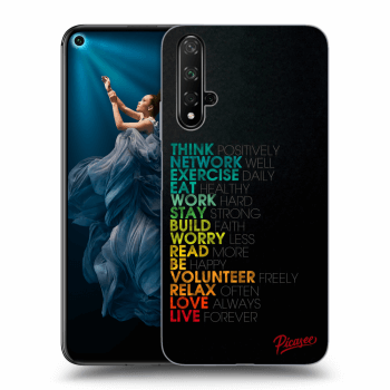 Obal pro Honor 20 - Motto life