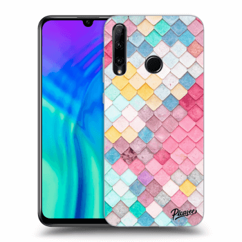 Obal pro Honor 20 Lite - Colorful roof
