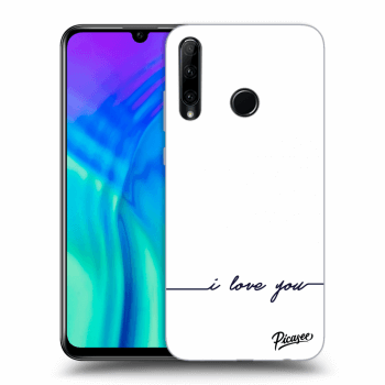 Obal pro Honor 20 Lite - I love you